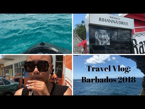 Barbados Travel Vlog 2018| Imani B
