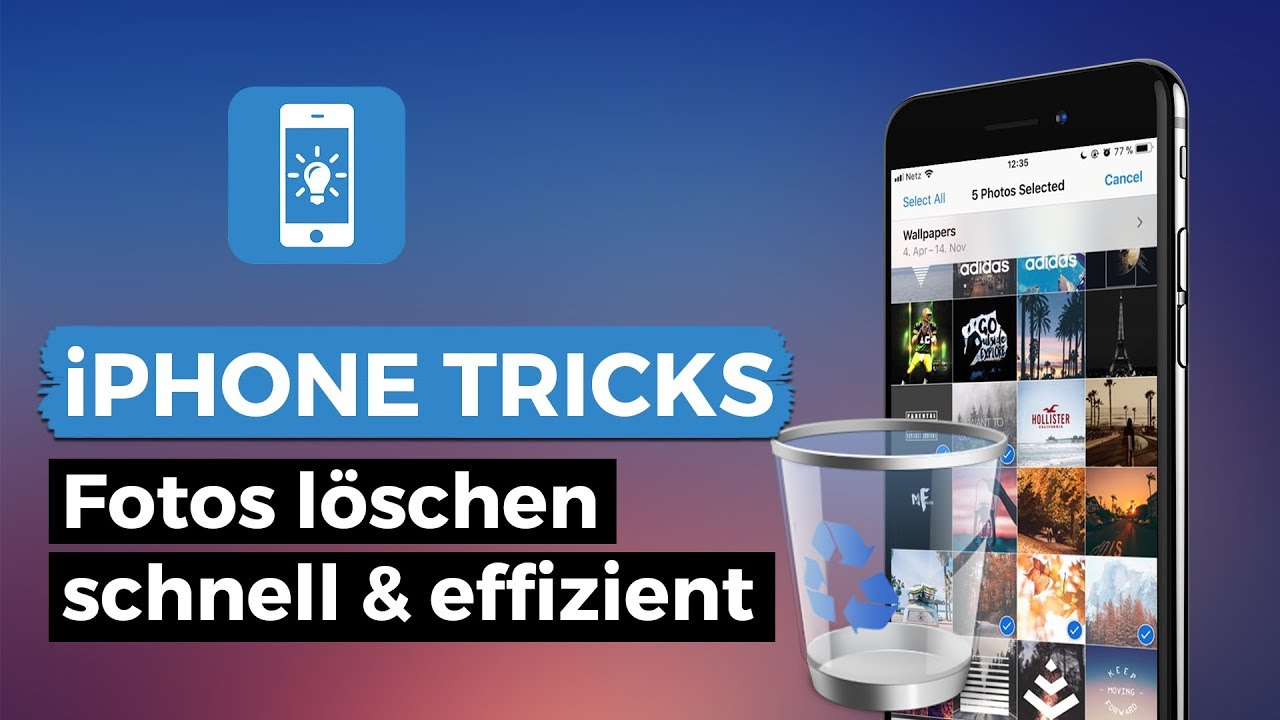 Iphone 7 Fotos Endgültig Löschen
