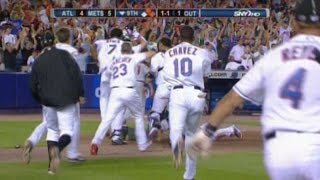MLB: Delgado knocks in Wright for a walk-off win