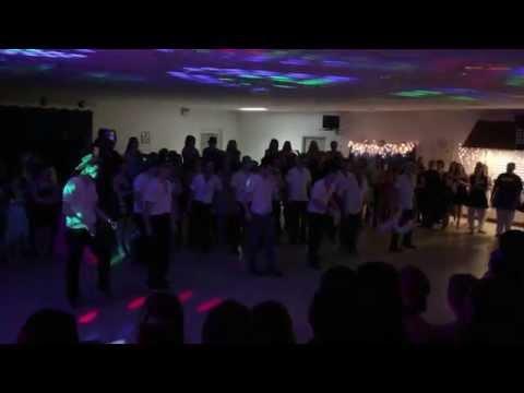 2015 Durand High School Winterfest dance-off