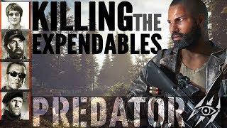 mezzatron vs The Expendables [Ghost War PvP]