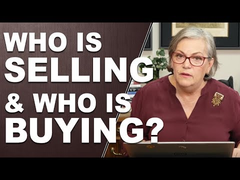 WHO IS SELLING AND WHO IS BUYING? Real Estate and Risk Transfer