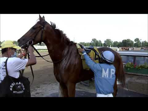 video thumbnail for MONMOUTH PARK 07-11-20 RACE 11