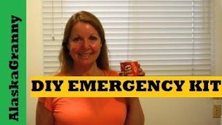 DIY Emergency Survival Kit