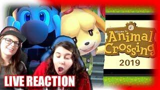 Nintendo Direct 9.13.2018 LIVE REACTION - SuperGirlKels