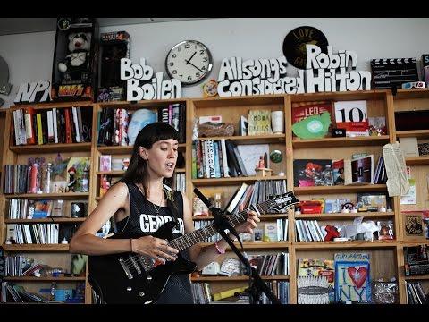 Eskimeaux: NPR Music Tiny Desk Concert