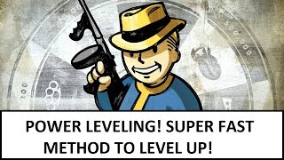Fallout 4 Powerleveling in the Wasteland Fast Level Ups