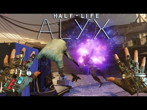 Half-Life: ALYX – GAMEPLAY TRAILERS