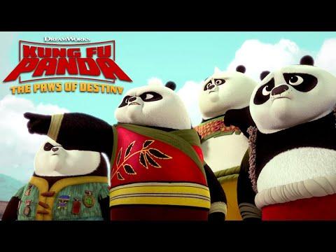 Official Trailer   KUNG FU PANDA: THE PAWS OF DESTINY
