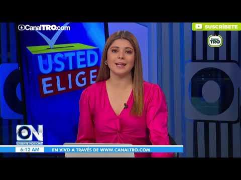 Oriente Noticias primera emisión 7 de octubre