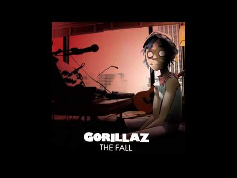 Gorillaz - The Fall - The Speak It Mountains - [HQ sound]