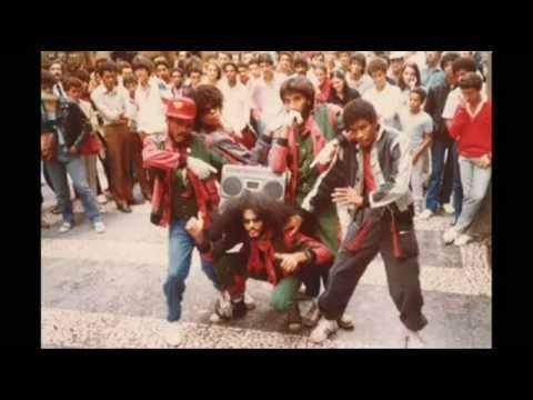 Anos 80 - Funk dos Bailes