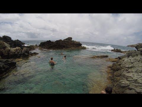 SAINT MAARTEN - Tidal Pools - April 2017