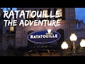 Ratatouille The Adventure ride Disneyland Paris HD 2017
