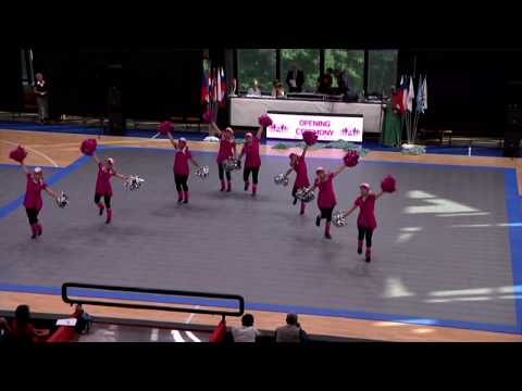 Pom-Pom Cadets Group Stage, solo - IFMS