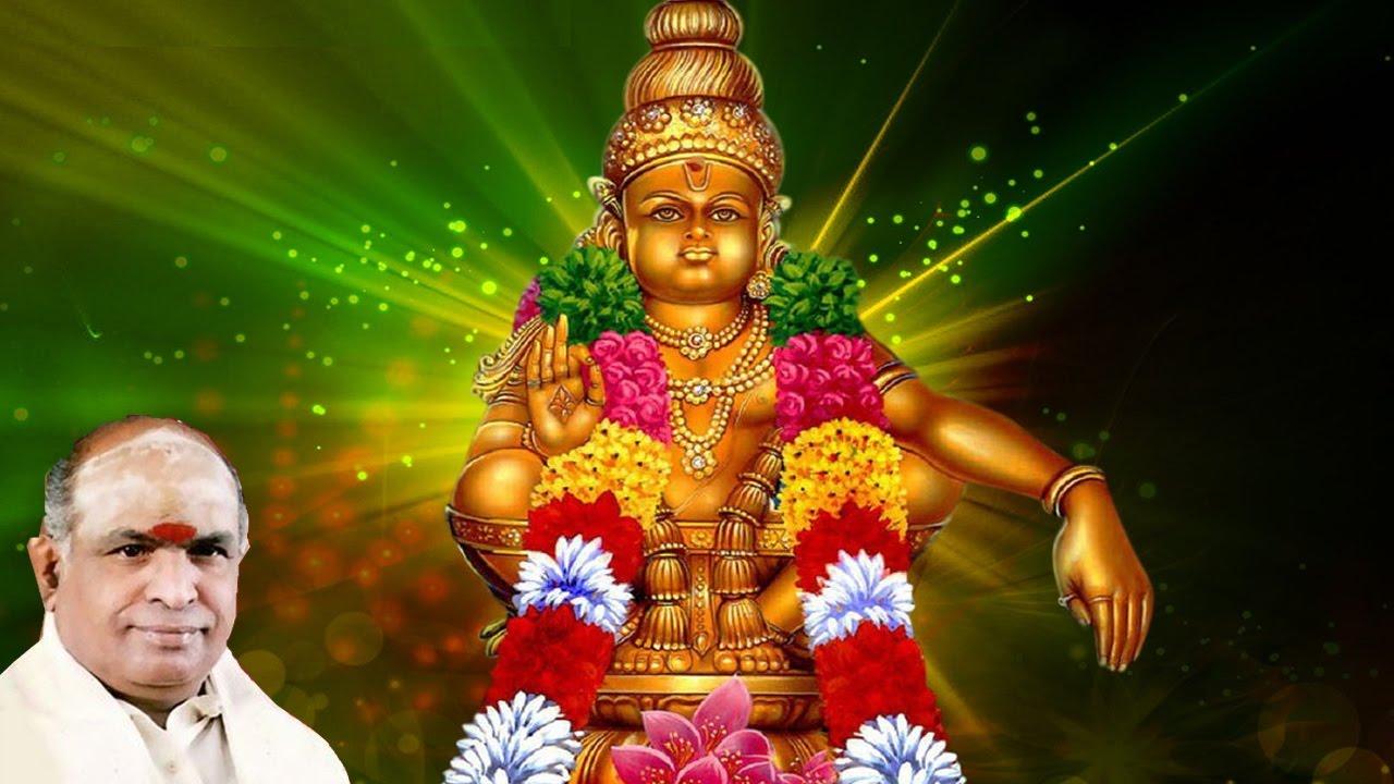 Most Popular Ayyappan Swamy Songs | Golden Hits of K