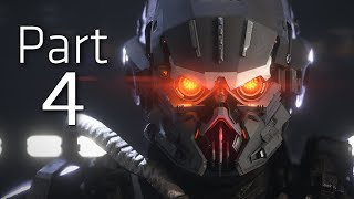 Killzone Shadow Fall Gameplay Walkthrough Part 4 - The Doctor - Mission 3 (PS4)