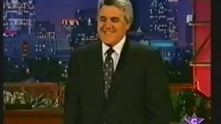 Ozzy Osbourne Joke - Tonight Show with Jay Leno (1997)
