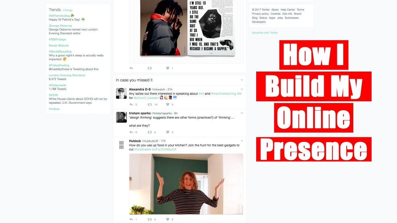 ekaterina ep 2 how i build my online presence the great grad
