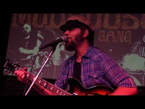 Mudhouse Gang - Frannie's Blues (cover) - live at Jupiter Studios - Alliance, OH 10-6-17