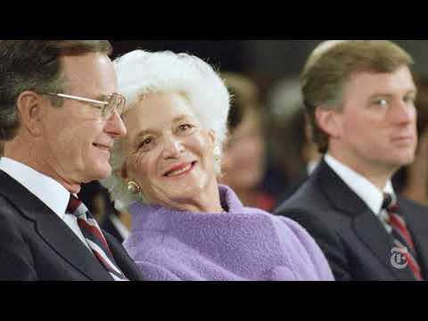 Remembering Barbara Bush | NYT News
