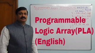 Programmable Logic Array (PLA) -Digital Electronics