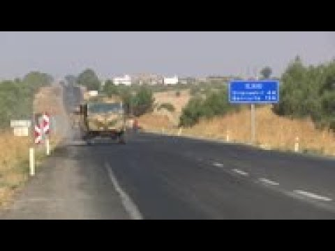 Turkish military operations on Syria border
