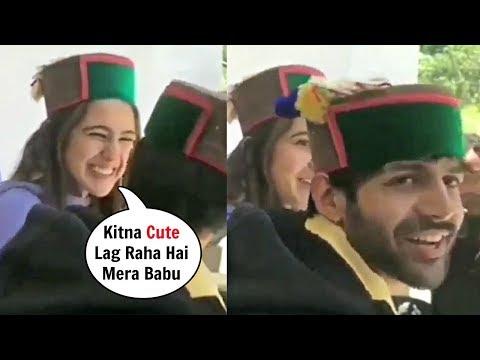 Love Aaj Kal 2 Shooting In Himachal Sara Ali Khan Flirting With Kartik Aryaan Mp3