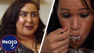 Top 10 Come Dine With Me Fails