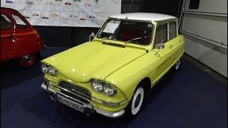 1968 Citroen Ami 6 Club Sedan - Bremen Classic MotorShow 2019