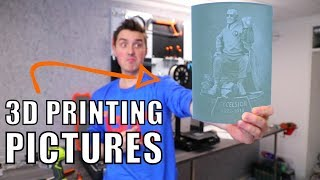 3D Printing the Perfect Lithophane Picture