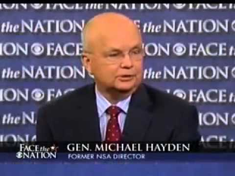 Former CIA Director - General Michael Hayden on the NSA and National Security