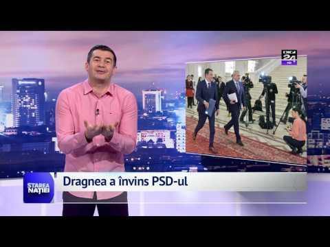 Dragnea a învins PSD-ul