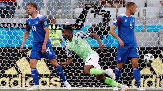 Μουντιάλ 2018: Η Νιγηρία κράτησε ζωντανή και την... Αργεντινή…