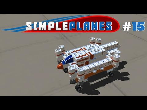 Alles Senkrecht (-starter)? - Simple Planes #15 [DEUTSCH|HD]