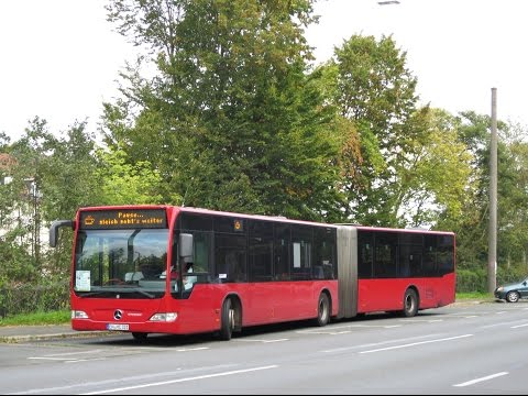 [Sound] Bus Mercedes O 530 G (EN-MC 321) der Fa Schiwy GmbH & Co KG, Hattingen (Ruhr)