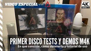 Disco Test Demo para Atmos 4K HDR DTS Machina4K Ya Disponible Gratis! ¿Como obtenerlo? + Tutorial