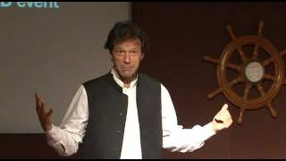TEDxKarachi 2011 - Imran Khan - Never Give up on Your Dreams