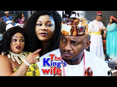The King's Wife 1&2 - Yul Edochie 2018 Latest Nigerian Nollywood Movie ll Trending Movie Full HD thumbnail