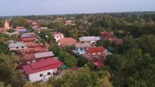 Thai Village...Drone footage.