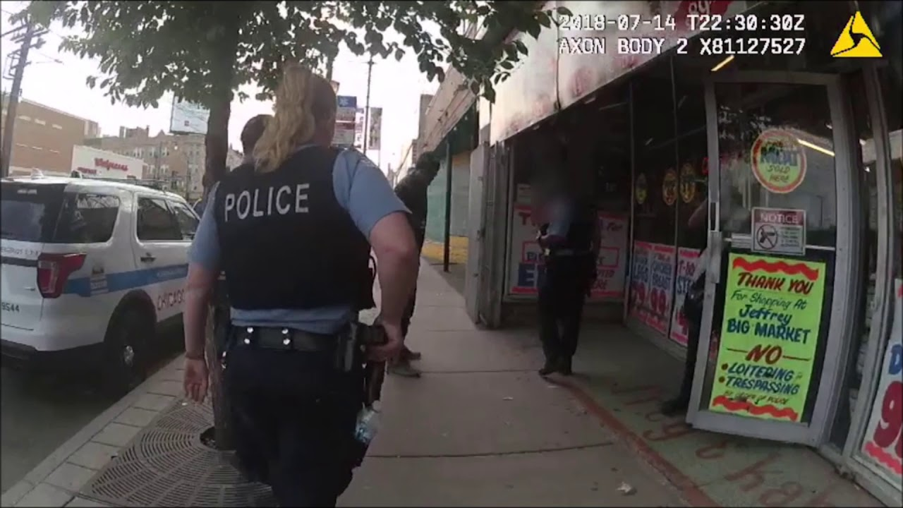 UPDATE Officials Release Edited Body Cam Footage Of Chicago Man Slaying That Led To Violent Protest