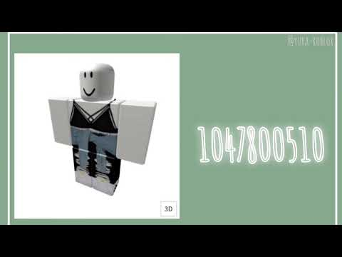 Roblox High School Outfit Codes For Girls Youtube