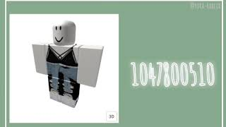 Roblox High School Girl Clothes Codes