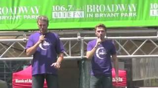 Video The Fantasticks at Broadway in Bryant Park 2010 - I Can See It download MP3, 3GP, MP4, WEBM, AVI, FLV Oktober 2017