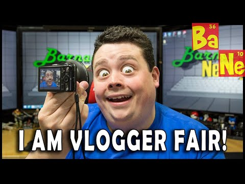 Vlogger Fair 2014 - I'll be there, will you? You better be or else!