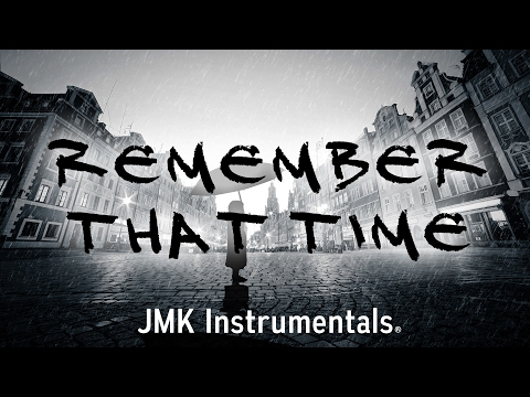 🔊 Remember That Time - Emotional Story Telling Type Hip Hop Beat Instrumental