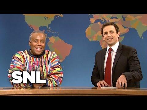 Update: Bill Cosby - Saturday Night Live