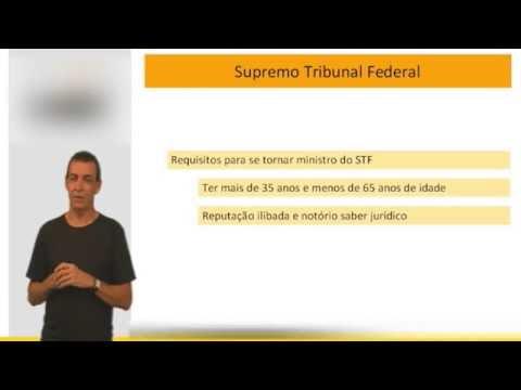 Direito Constitucional para concursos públicos - Supremo Tribunal Federal