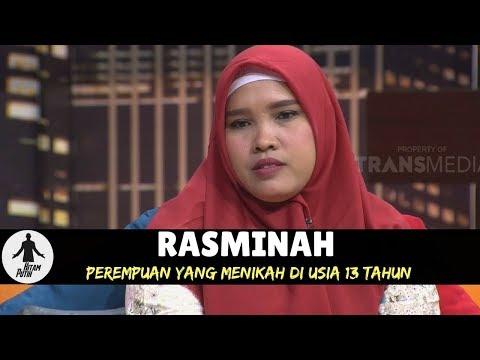 RASMINAH, KORBAN NIKAH MUDA DI USIA 13 TAHUN | HITAM PUTIH (25/04/18) 2-4
