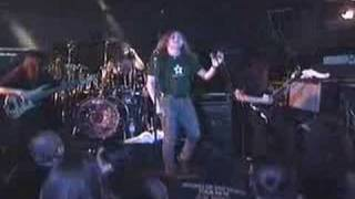 Dream Theater and Barney Greenway - Damage Inc.